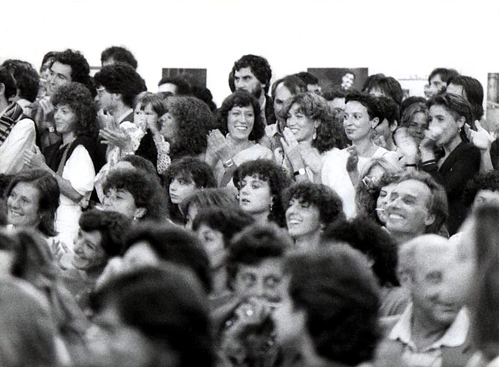 1984, Festival dell'Unità © Stefano Giorgi