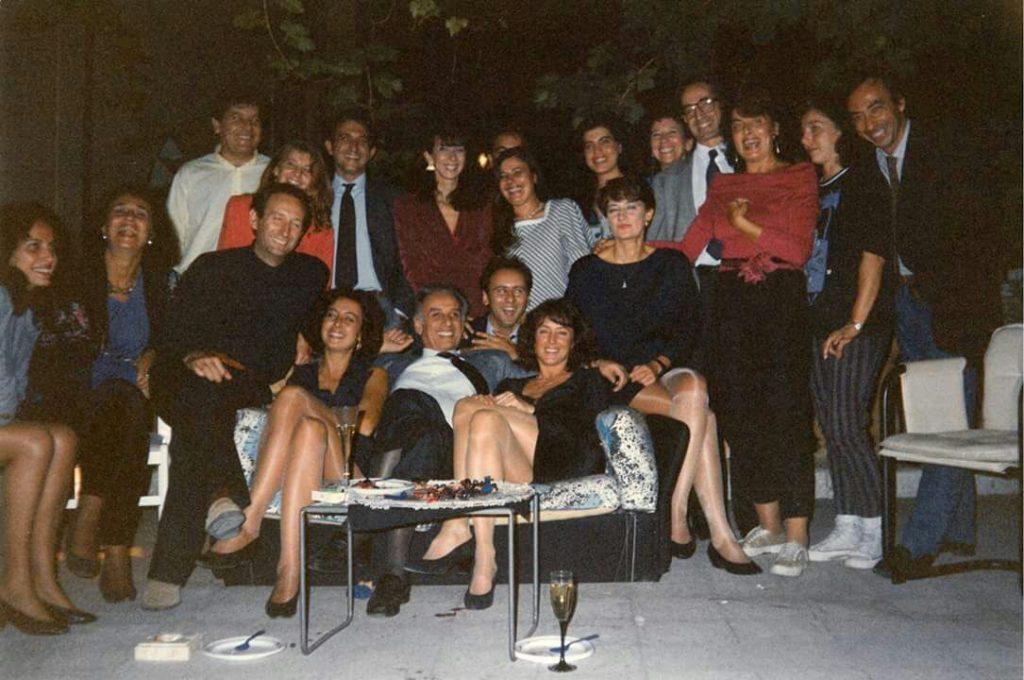 1991, Roma