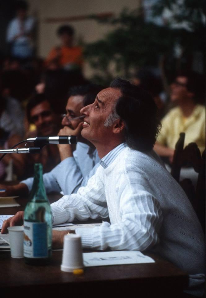 1986, Arezzo © Stefano Giorgi